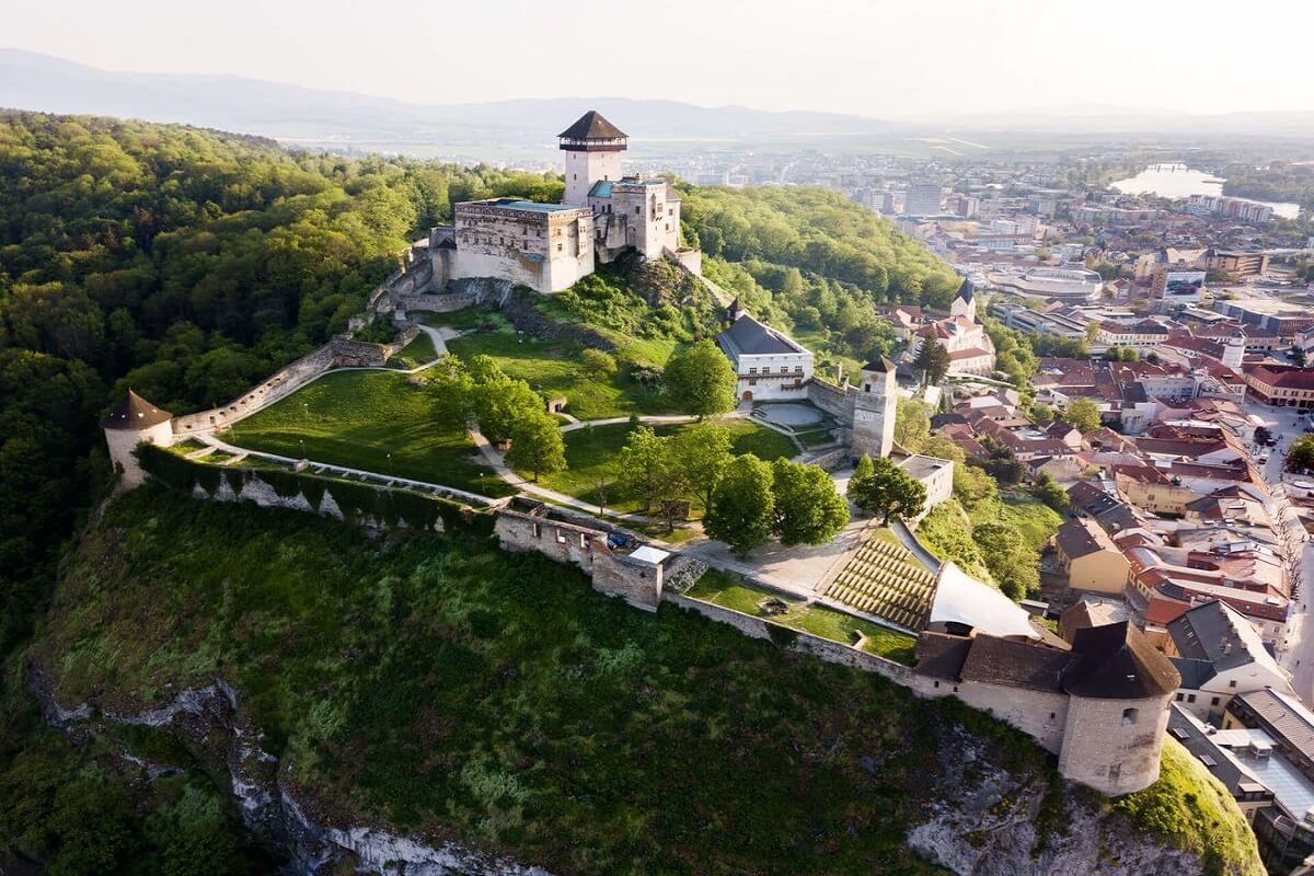 Škola v prírode Trenčiansky kraj