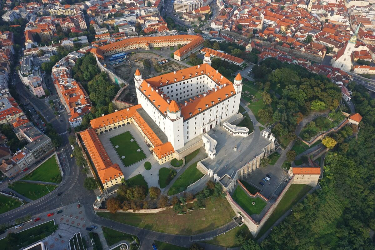 Škola v prírode Bratislavský kraj