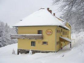Horský hotel Skalka pri Kremnici