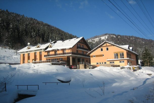 Hotel Mlynky