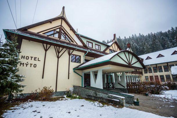 Hotel Mýto pod Ďumbierom