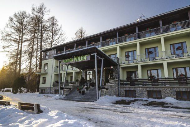 Penzión v Tatranskej Lomnici