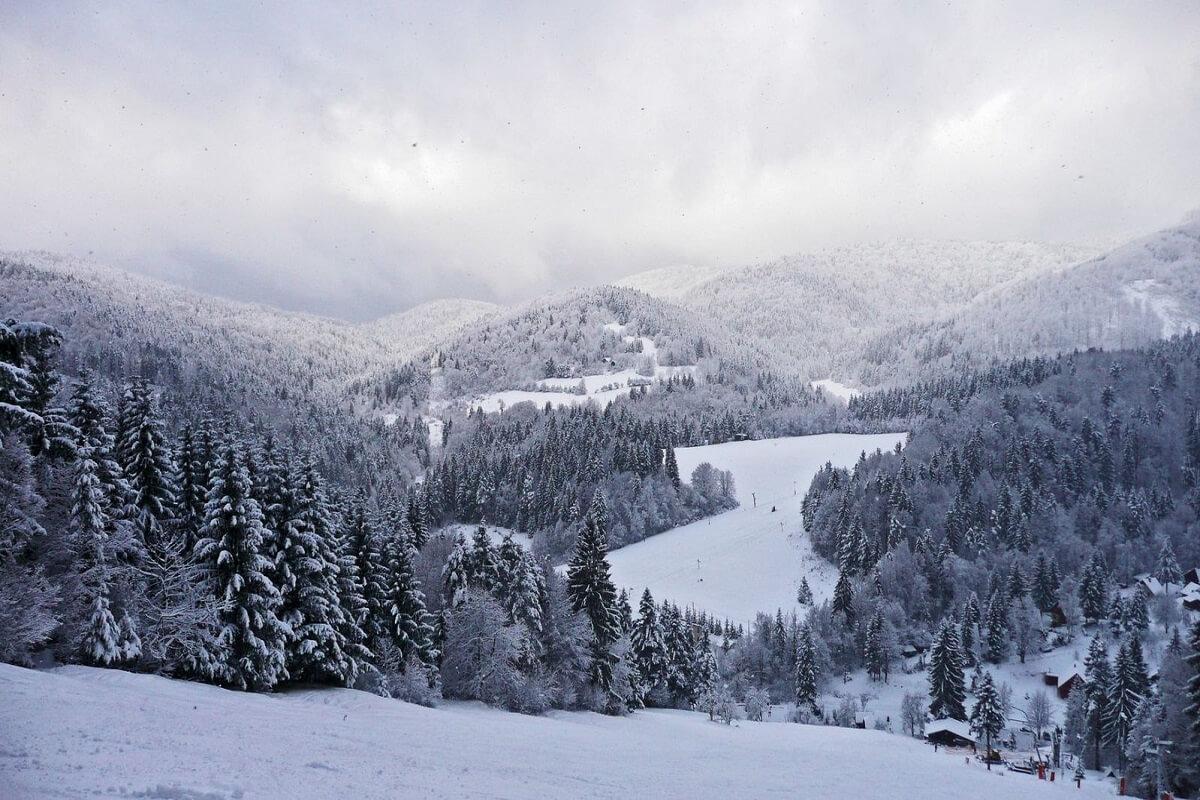 Lyžiarsky výcvik Trenčiansky kraj