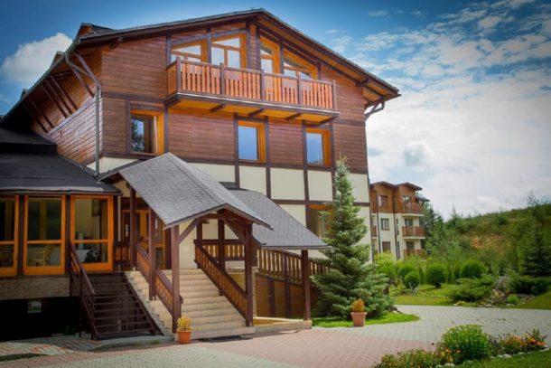 Hotel Nová Lesná