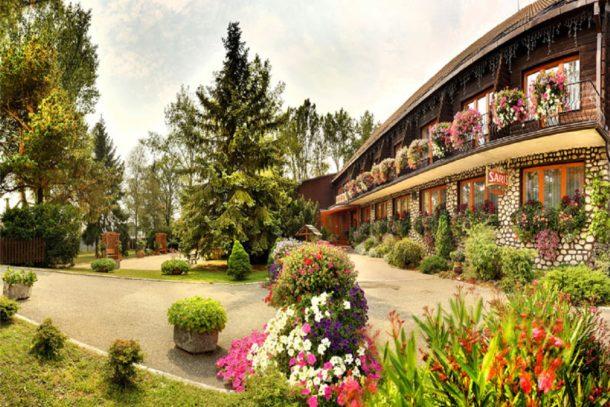 Hotel Veľká Lomnica