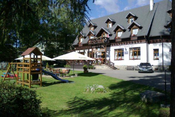 Penzión Tatranská Lomnica