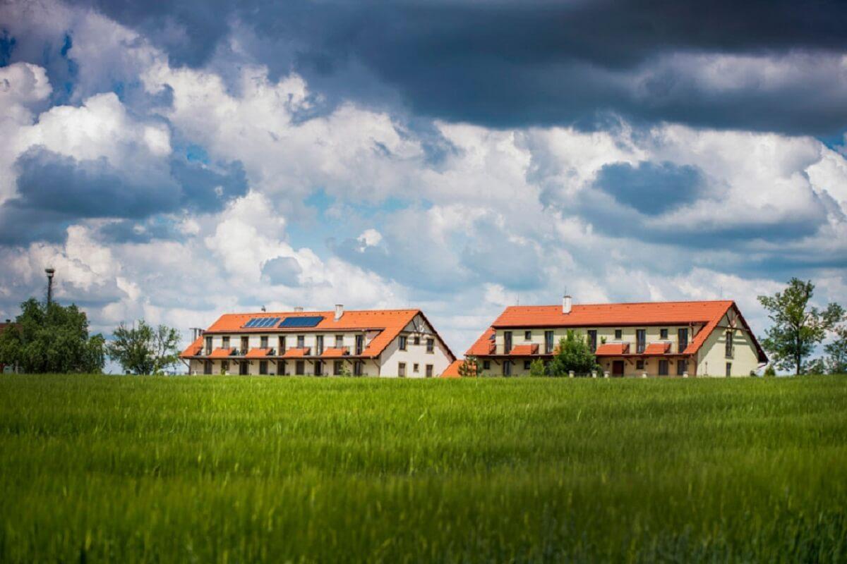 Penzión v Podhájskej