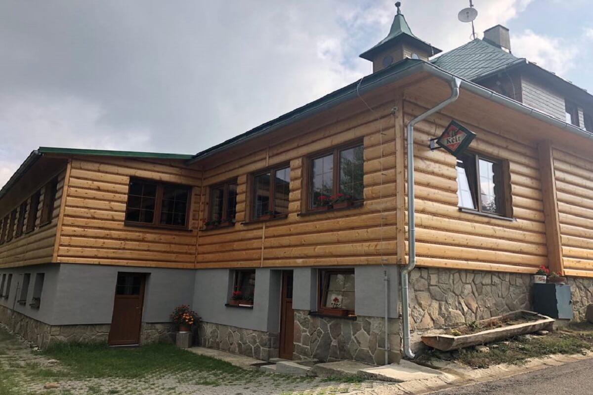 Zrub Oravská Polhora
