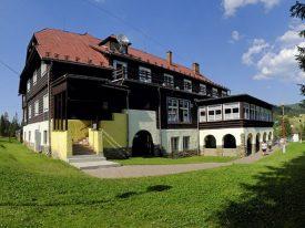 Chata v Oraviciach