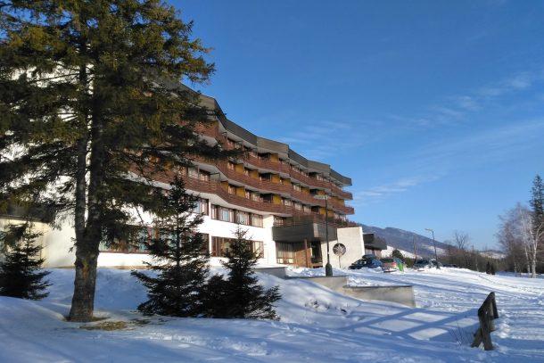Hotel Tatranské Matliare
